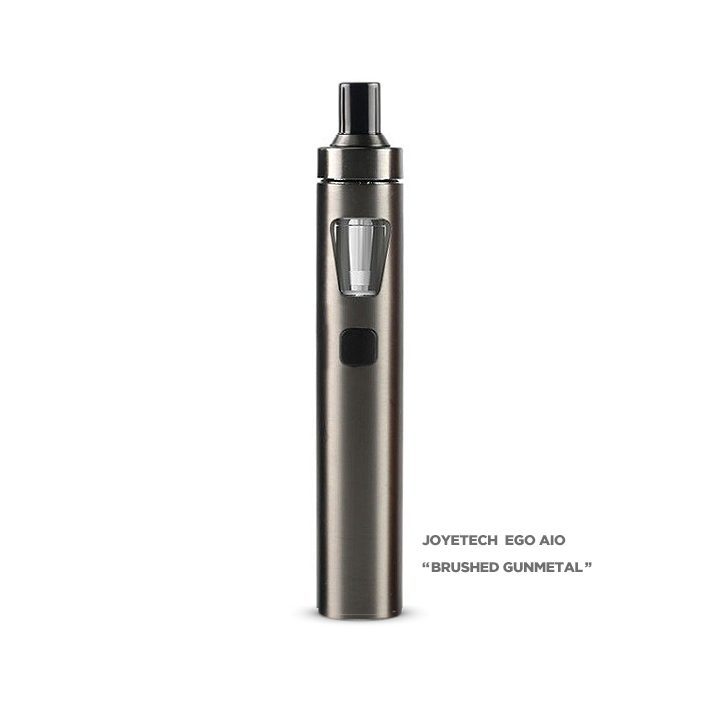Bomb Site: eGO AIO by Joyetech (Brushed Gunmetal)