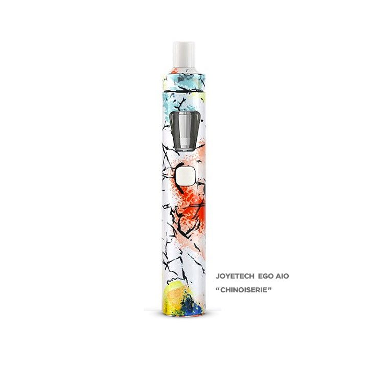 Bomb Site: eGO AIO by Joyetech (Chinoiserie)