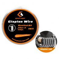 Bomb Site Clapton A1 Kanthal by Geekvape