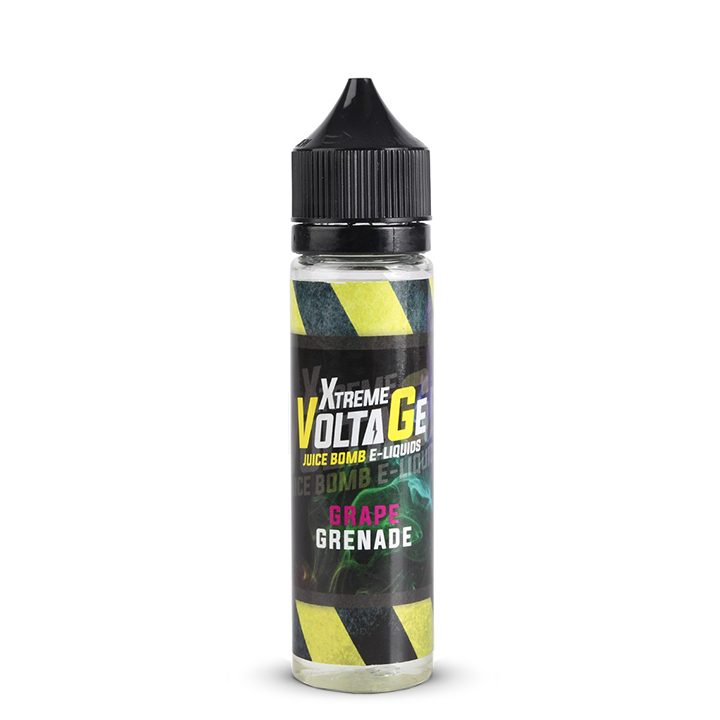 "Juice Bomb Xtreme Voltage ""Grape Grenade"""
