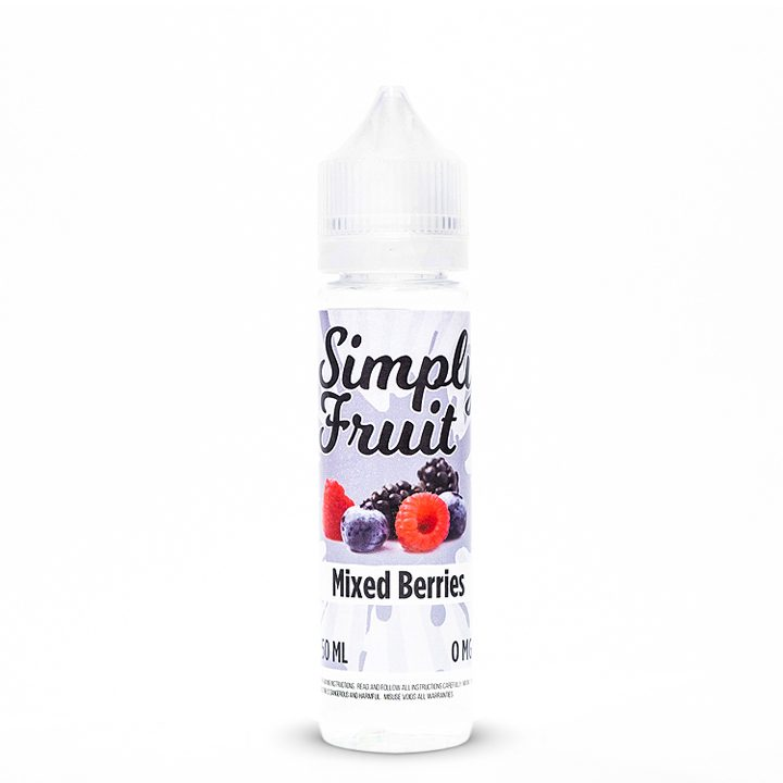 Bomb Site: Mixed Berries by Simply Fruit