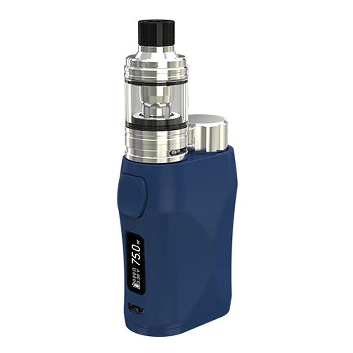 Bomb Site: iStick PicoX by Eleaf (Blue)