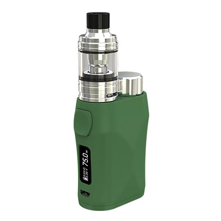 Bomb Site: iStick PicoX by Eleaf (Green)