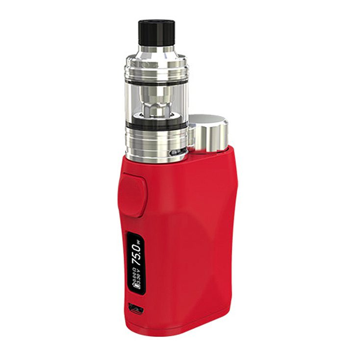 Bomb Site: iStick PicoX by Eleaf (Red)