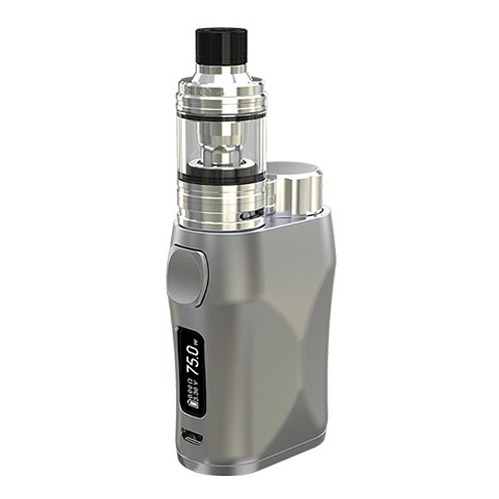 Bomb Site: iStick PicoX by Eleaf (Silver)