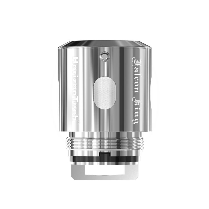 Bomb Site: Falcon King M-Dual Coil by HorizonTech