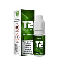 Bomb Site WSM: Green Apple by Take Two T2 (10ml TPD)