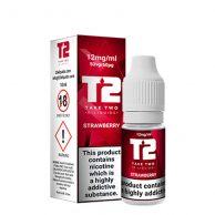 Bomb Site: Strawberry by Take Two (10ml TPD)